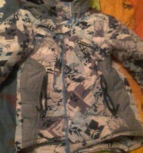 Куртка зимняя Батик для мальчика