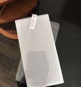 Защитное стекло на айфон 6s