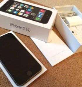 iPhone 5s-16 gold