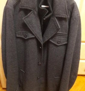 Пальто мужское теплое xxl