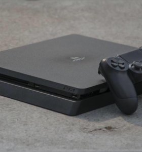 PlayStation 4 slim 1tb + 25 игр