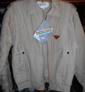 Новая куртка весна-осень р-р 48
