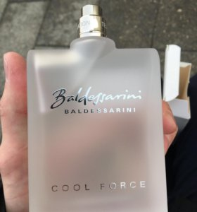 Boss Baldessarini Cool Force 90ml edt tester