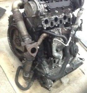 Двигатель 3л дизель BKS для Фольксваген Туарег