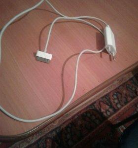 Зарядка iPhone 4, 4s