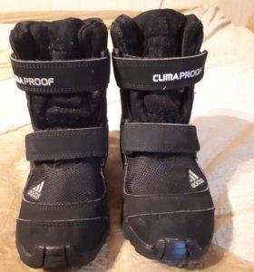 Зимние ботинки Adidas ClimaProof