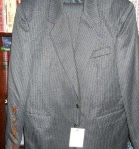 Мужской костюм-двойка р-р 48,52