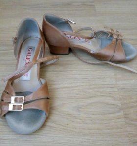 GALEX туфли для спортивно-бальных танцев  девочки