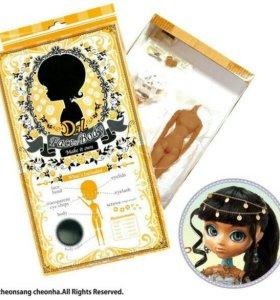 Набор для сборки куклы DAL (Mocha Skin)