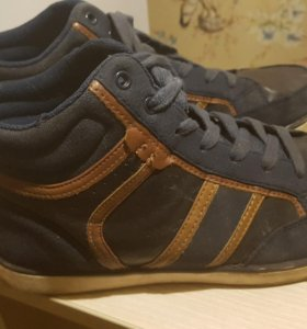 Ботинки мужские 40р-р