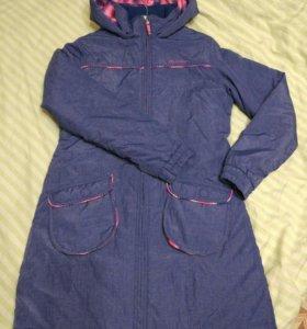 Пальто для девочки приталенное Осень-Весна
