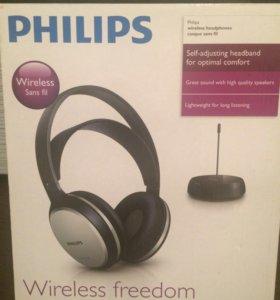 Беспроводные наушники Philips SHC 5100