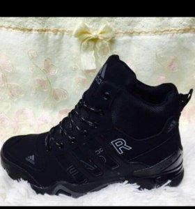 Зимние кроссовки Adidas мужские