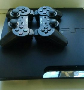 Playstation slim 3 PS3 прошитая