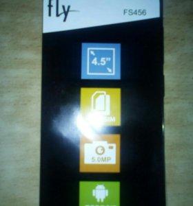 Телефон Fly fs456 (Nimbus14)