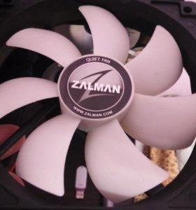 Кулеры вентиляторы Zalman