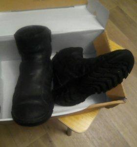 Ботинки зимние 32 размер