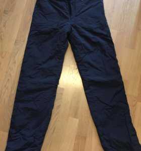 Тёплые мужские штаны