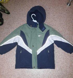 Куртка детская - зима Кerry