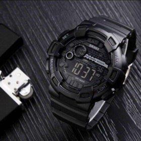 Часы спортивные ( wristwatch SKMEI ), black
