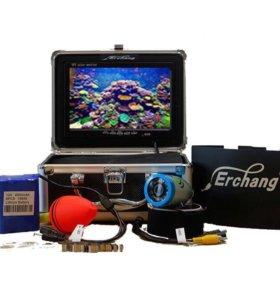 Подводная видеокамера для зимней рыбалки