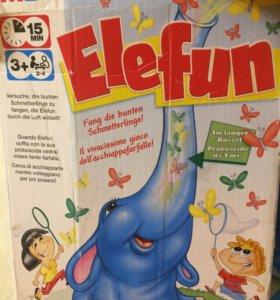 Игра Elefun Слоник и светлячки