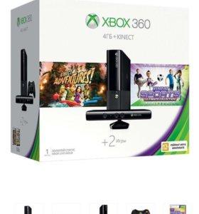 Игровая приставка MICROSOFT Xbox 360E 4Gb