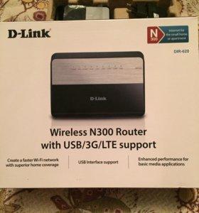 Роутер Wireless N300