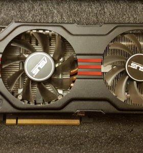 Asus Nvidia GTX560 1гб ddr5
