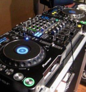 Комплект DJ-оборудования Pioneer