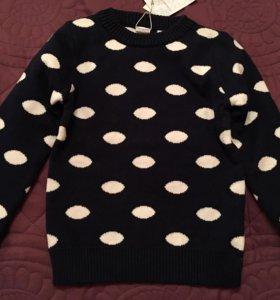 Детский новый зимний свитер FunTime