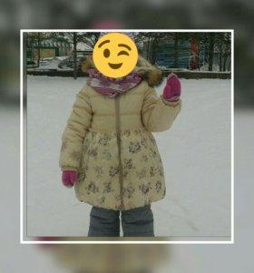 Зимнее пальто фирмы Батик