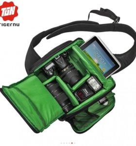 Сумка-рюкзак для фотокамеры