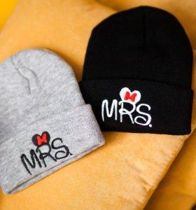 Новые тёплые шапочки