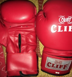 Перчатки боксёрские 10 унций