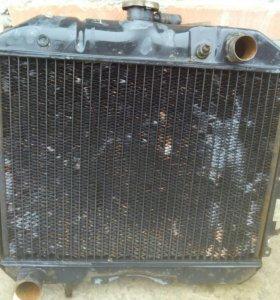 Радиатор газ 24-3129