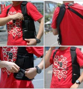 сумка мужская скрытого ношения