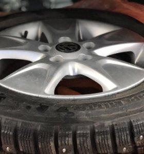 Шипов колеса на дисках