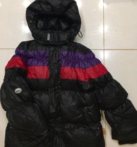 Куртка зима Nels.