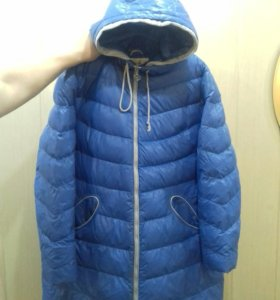 Куртка -Пальто большого размера