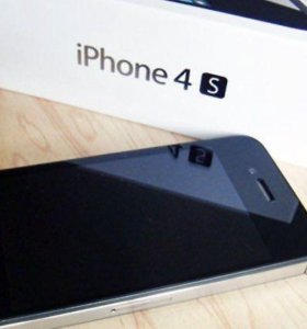 iPhone 4s 16gb Black
