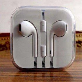 Наушники iPhone 6s новые, оригинал