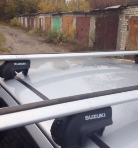 Рейлинги для багажника Suzuki