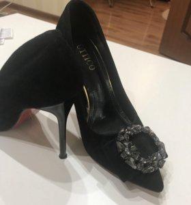 Продам туфли один раз одевала