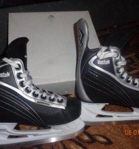 Хоккейные коньки р.36