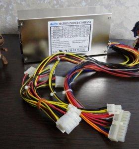 Серверный бп 1.5U Matrix MB600-VA