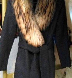Пальто драповое (до -15)