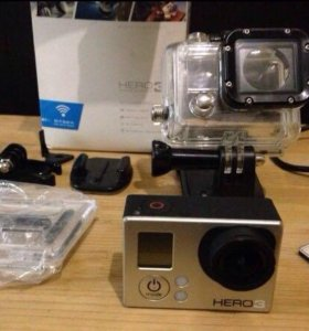 Экшн камера go pro hero 3 white edition