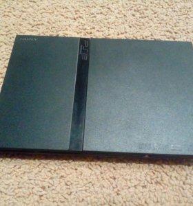 SonyPlayStation 2 + 2игры в подарок