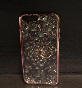 Чехол на айфон 7+,8+